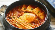Món ngon cuối tuần - Canh kim chi thịt heo