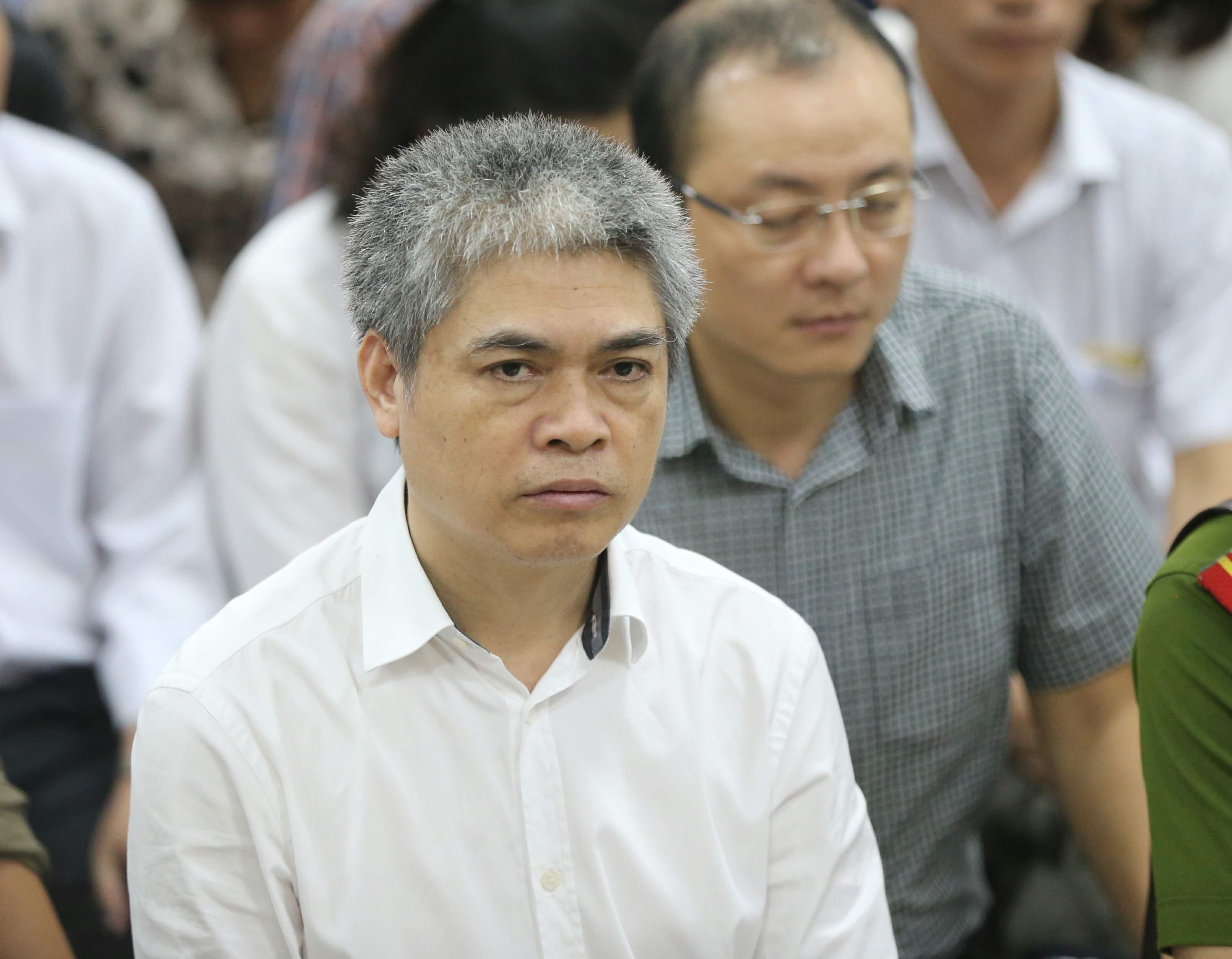 Đại án Oceanbank, Nguyễn Xuân Sơn, Hà Văn Thắm, Ngân hàng Đại Dương, PVN, Đinh La Thăng