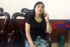 Phó chủ tịch huyện đi giao lưu trước 'siêu bão' bị nữ Bí thư gọi về