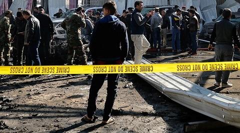 IS, tấn công, Iraq, thiệt mạng