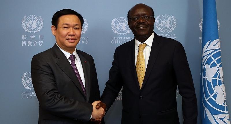 UNCTAD hợp tác với Việt Nam về quản lý kinh tế