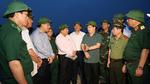 Phó Thủ tướng: Hà Tĩnh phải sẵn sàng ứng phó mọi tình huống