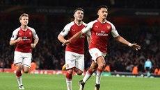 Sanchez lập siêu phẩm, Arsenal ngược dòng ngoạn mục