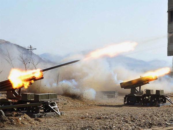 Tình hình Triều Tiên mới nhất, sức mạnh quân sự Triều Tiên, tên lửa Triều Tiên
