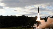 Hàn Quốc phóng tên lửa 'trả miếng' Triều Tiên