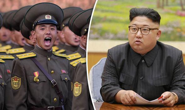 tên lửa Triều Tiên, Triều Tiên, Kim Jong Un