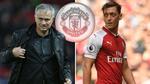 Ozil mong về MU: Mourinho không thích điều đó