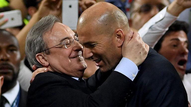 MU, Real Madrid, Zidane, Zinedine Zidane