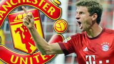 """Muller """"gật đầu"""" về MU, Arsenal tuyển mộ Cuadrado"""