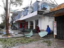 MobiFone nhắn tin cảnh báo bão cho người dân vùng tâm bão Doksuri