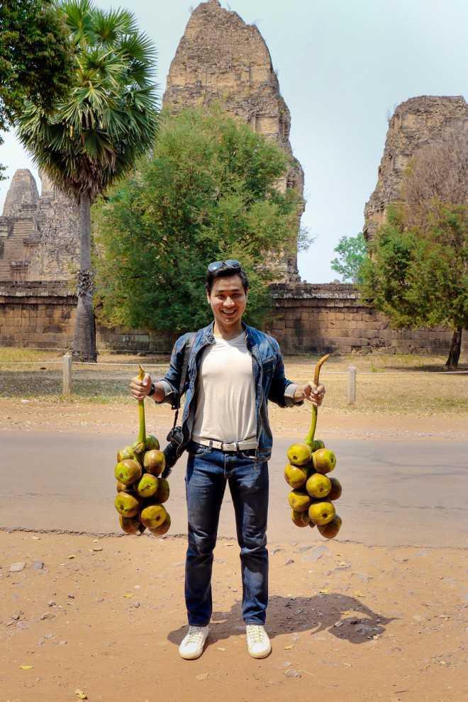 MC Nguyên Khang chia sẻ cách đi phượt Campuchia chỉ với 5 triệu đồng
