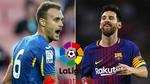 Getafe vs Barca: Không thể cản siêu nhân Messi