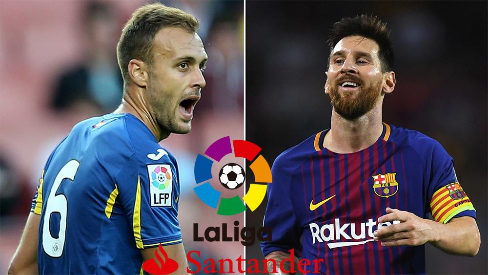 Getafe, Barca, La Liga, Messi, nhận định bóng đá