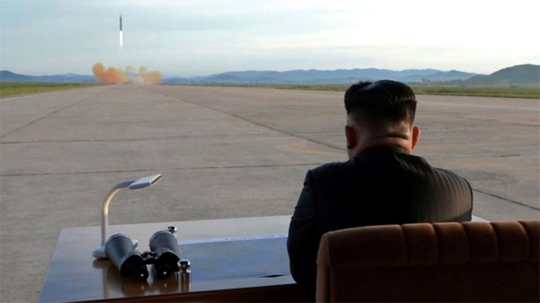 Kim Jong Un tiết lộ mục đích chế bom hạt nhân
