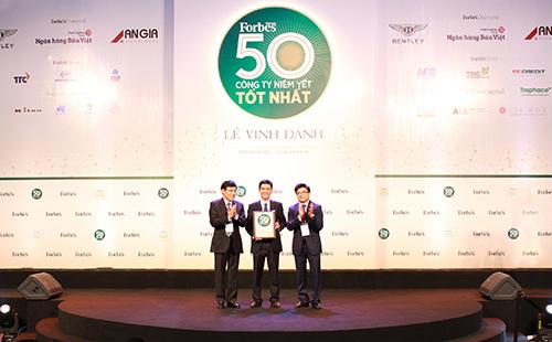 Đất Xanh vào top 50 công ty niêm yết tốt nhất Việt Nam - ảnh 1