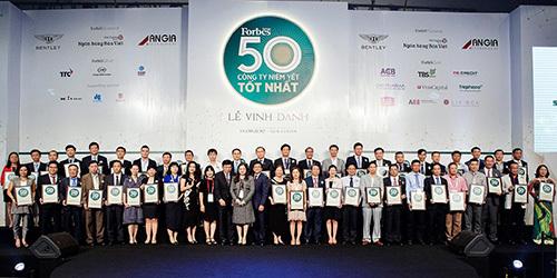 Đất Xanh vào top 50 công ty niêm yết tốt nhất Việt Nam - ảnh 2