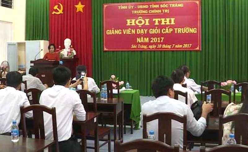 Sai phạm hơn 6 tỷ đồng tại Trường Chính trị tỉnh Sóc Trăng