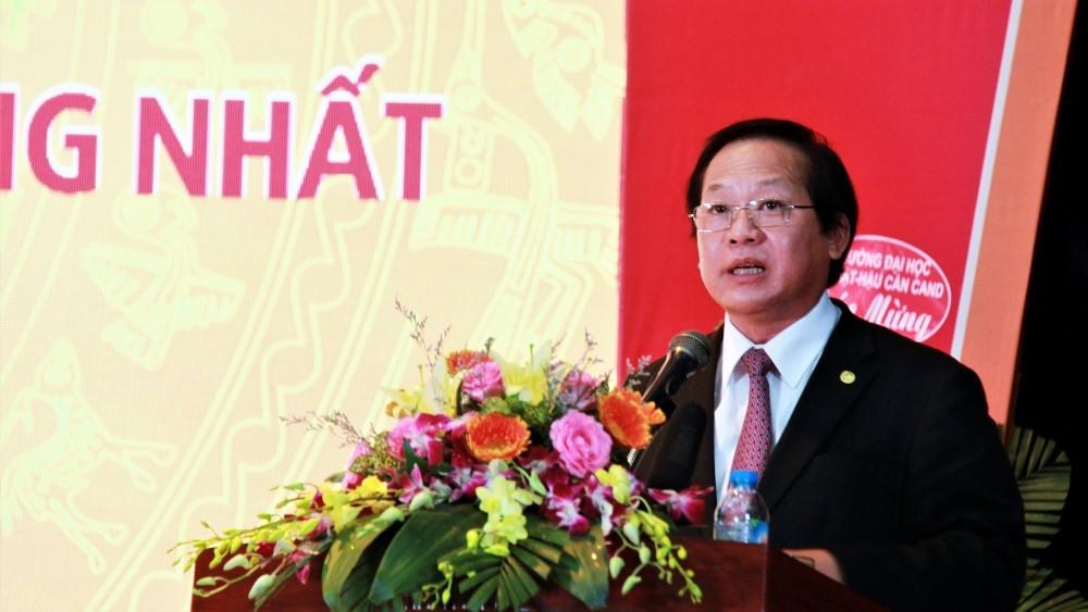 'HV Công nghệ BCVT phải trở thành trường trọng điểm quốc gia về CNTT'