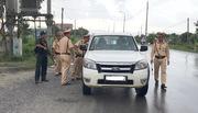 CSGT Quảng Ninh kiểm tra từng ô tô, truy tìm 2 tử tù