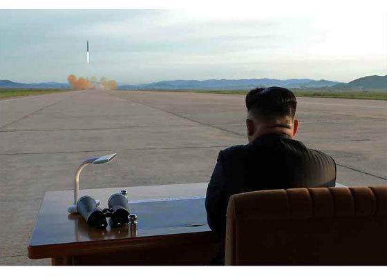Triều Tiên thử tên lửa, Trung Quốc mạnh tay nhưng không thể làm 'gãy chày'