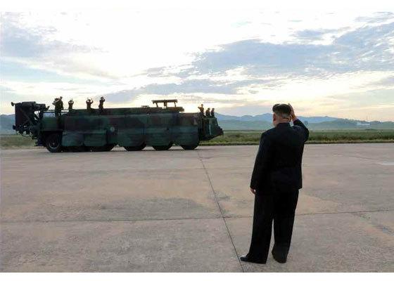 Triều Tiên, Vũ khí hạt nhân, Thử tên lửa, Bom nhiệt hạch, Trừng phạt Triều Tiên
