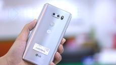 Trên tay LG V30 đầu tiên tại Việt Nam, giá cao hơn cả iPhone X