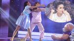 Tiết mục của hai vũ công nhí khiến Cẩm Ly bật khóc
