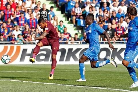 Getafe 1-2 Barcelona