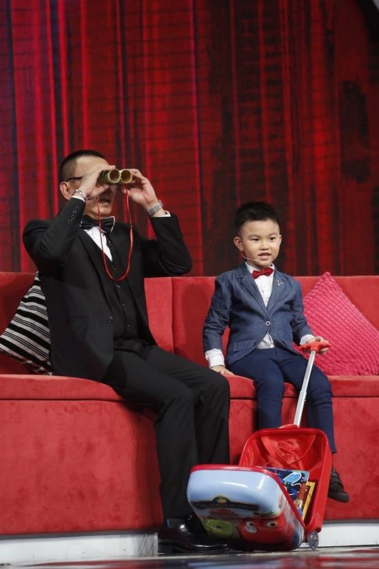 Mặt trời bé con, Little Big Shots Việt Nam, MC Lại Văn Sâm