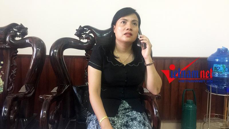 Sẽ kiểm điểm vụ Phó chủ tịch huyện đi giao lưu bị nữ Bí thư gọi về