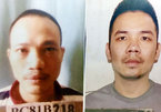 Tin mới nhất về 2 tử tù bỏ trốn