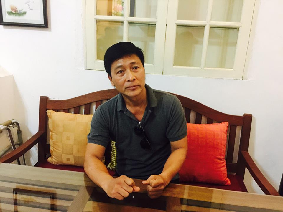 Hạnh phúc trở về với diễn viên Quốc Tuấn sau 15 năm địa ngục - ảnh 2