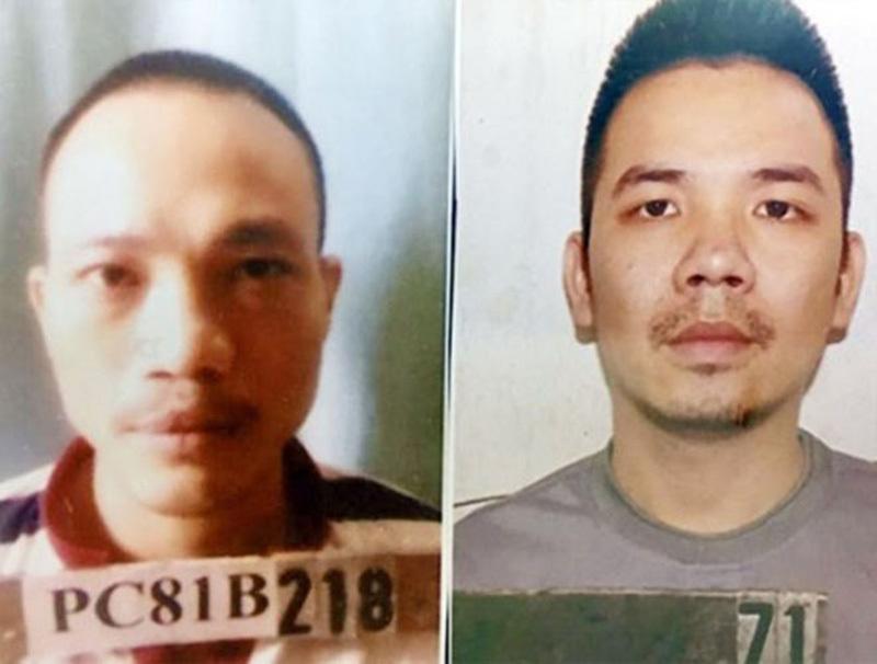 Cận mặt tử tù Nguyễn Văn Tình khi bị bắt trên đường trốn chạy
