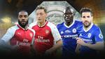 Chelsea vs Arsenal: Cơn ác mộng của Pháo thủ