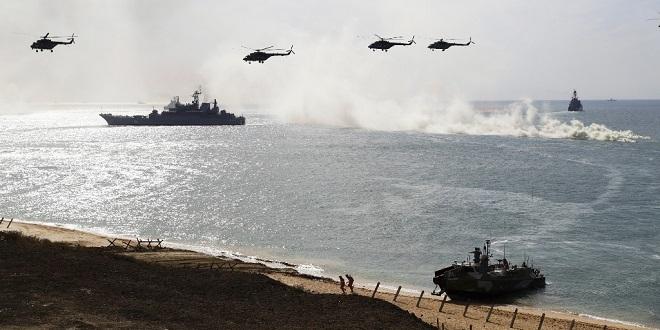 tập trận, tập trận Nga, NATO, Nga
