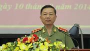 Bộ trưởng Tô Lâm khen thưởng ban chuyên án truy bắt 2 tử tù bỏ trốn