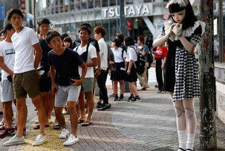"""Bí ẩn """"búp bê sống"""" nổi tiếng khắp Nhật Bản"""