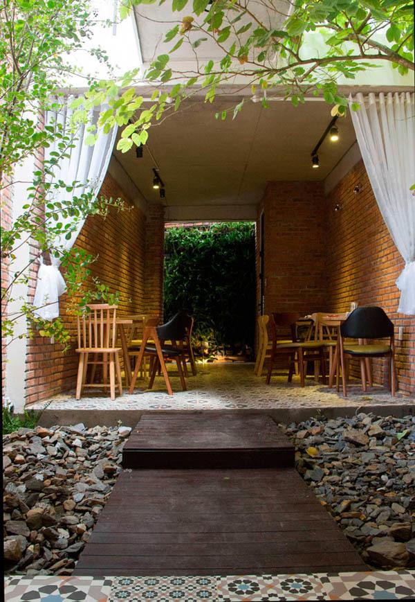 Xây trên nền đất xấu căn nhà ở Đà Nẵng vẫn đẹp xuất sắc