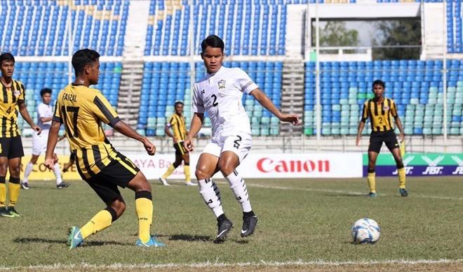 Chơi thiếu người, U18 Thái Lan vẫn vô địch U18 Đông Nam Á