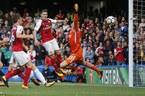 Video Highlights Chelsea 0-0 Arsenal