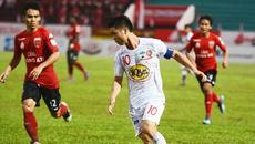 Vòng 18 V-League: Hoang mang thắng giả, thắng thật...