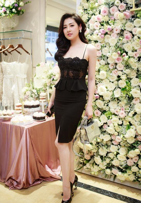 Hoa hậu Jennifer Phạm khoe vẻ đẹp mặn mà dù đã 3 con