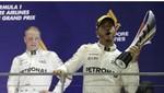 "Hamilton vô địch Singapore GP sau trận ""thủy chiến"""