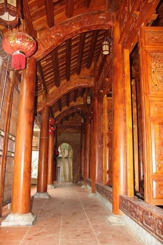 Những ngôi nhà gỗ mít 'khủng' nhất Việt Nam