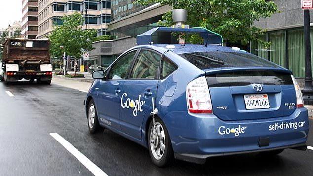 """Google bị lộ số tiền """"khủng"""" đầu tư cho xe tự lái"""