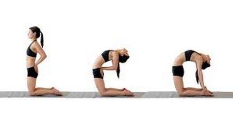 Giảm cân vùng bụng nhờ bài tập yoga đơn giản