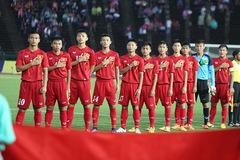 BXH vòng loại U16 châu Á 2018, bảng xếp hạng của U16 Việt Nam