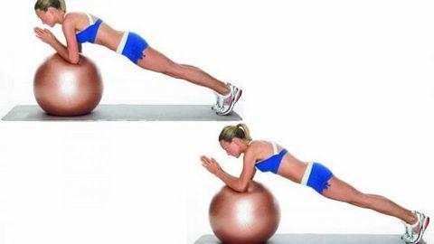 Giúp bạn giảm cân vùng bụng cấp tốc nhờ 6 bài tập đơn giản