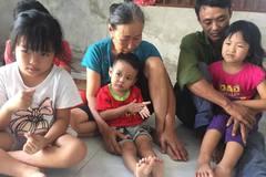 4 đứa trẻ bơ vơ sau thảm kịch mẹ và em trai chết đuối