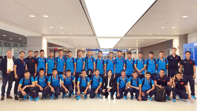 U16 Việt Nam quyết chinh phục vé châu lục, mơ dự World Cup